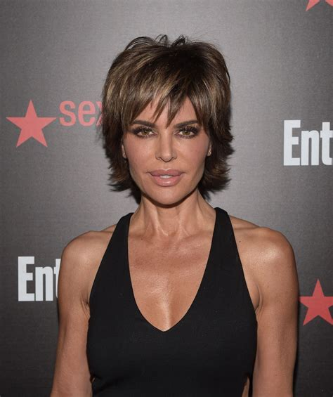 lisa rihanne hair cut people lisa rinna