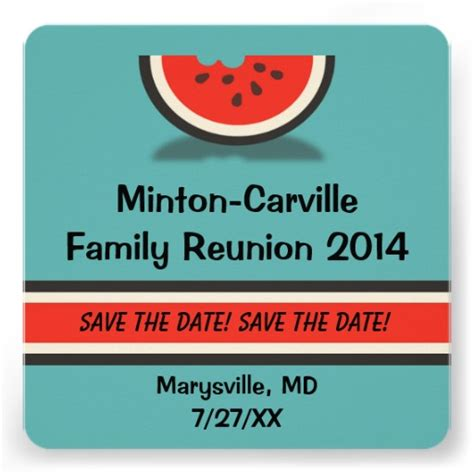 Family Reunion Invitation Templates Clipart Panda Free Clipart Images Reunion Save The Date Templates