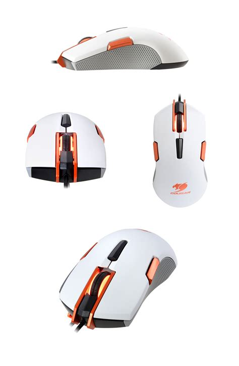 Dijamin Gaming Mouse 250m White 250m rgb optical gaming mouse white cgr 250m white pc gear