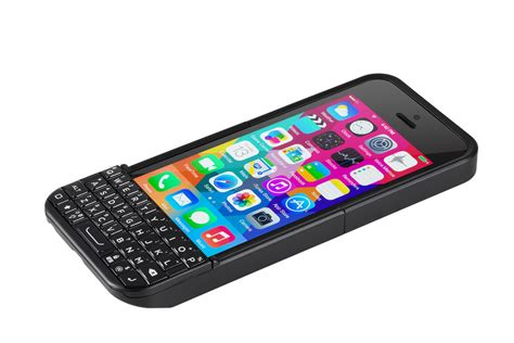 Typo 2 Keyboard For Iphone 6 1 typo 2 physical keyboard for iphone 6 5s and 5 now shipping