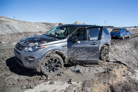 land rover mud 2016 land rover discovery sport rove lightly discover