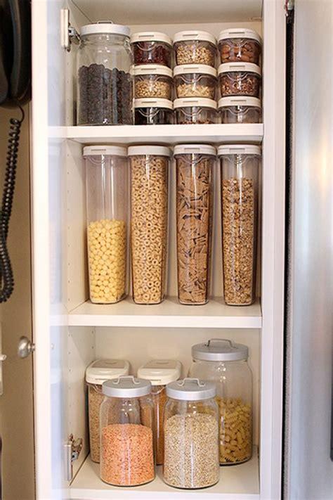 flour storage ideas kitchen organization ideas and hacks landeelu com