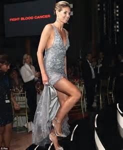 What To Do With An Old Chandelier Heidi Klum Is Stunning As She Slips Her Sensational Figure