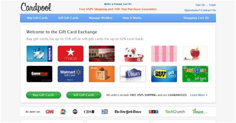 Best Website To Buy Discounted Gift Cards - cardpool discounted gift cards bullock s buzz