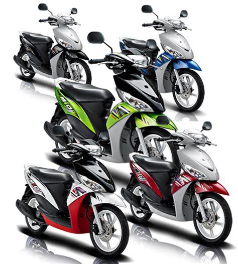 Winglet Sayap Tambahan Mio J 356 ribu unit motor berkode 2bj yang disinyalir facelift mio j siap diproduksi yamaha tmc motonews