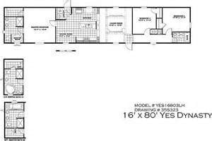 18 x 80 mobile home floor plans best of beautiful 18 x 80