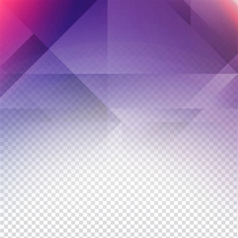 transparent background image transparent background with purple polygonal shapes vector