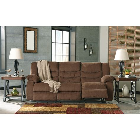 tulen reclining sofa reviews signature design by ashley tulen 9860588 contemporary