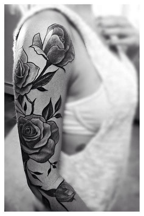rose vine sleeve tattoo best 25 vine tattoos ideas on thigh