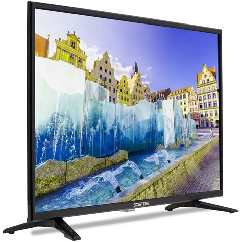 Monitor Led Tv 32 sceptre 32 quot hd 720p led lcd tv flat screen monitor with 2