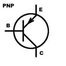 transistor pnp symbol componentes electronicos todo sobre ellos taringa
