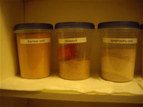 Indian Pantry by Veggie Monologues How To Organize A South Indian Pantry