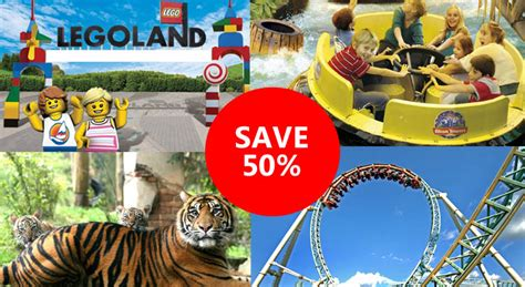 theme park vouchers 2015 save 50 at alton towers legoland chessington and thorpe