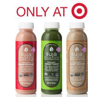 Juice Detox Reaction by Suja Essentials 1 Day Renewal These Juices