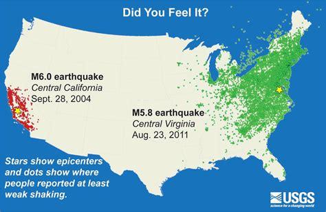 earthquake nj 5 years ago big earthquake shook n j and most of east