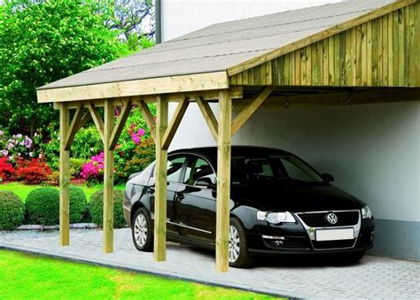 Lean To Car Port by The World S Catalog Of Ideas