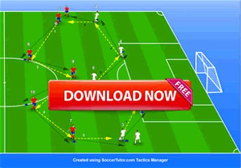 coaching positional play 4 positional play practices to develop expansive football soccer coaching drills and football