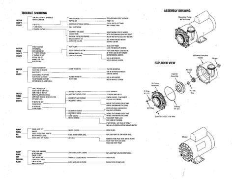 waterway executive 56 wiring diagram 36 wiring diagram