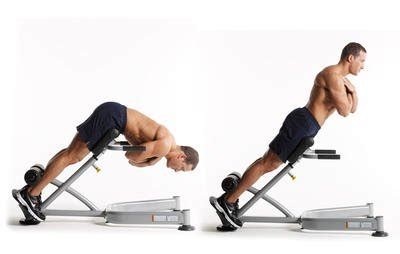 back extensions without bench 6 exercises that help your lower back pain runner s world