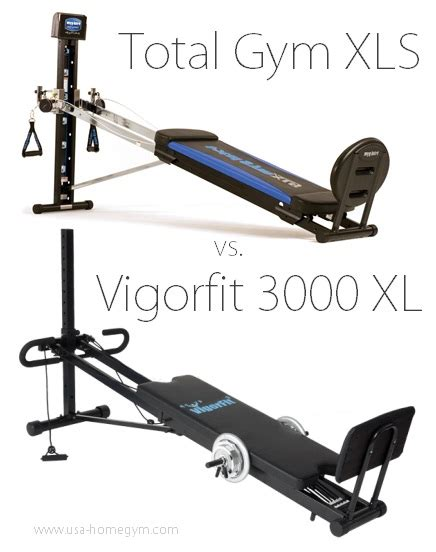 total xls trainer home review better than vigorfit