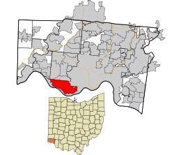 delhi township, hamilton county, ohio wikipedia