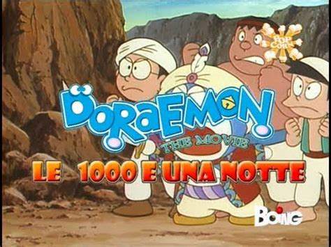 film di doraemon su boing i tv movie di doraemon al cinema con i nostri