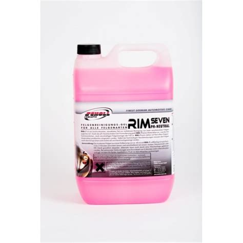 Mba Steel Msds by 7 Wheel Cleaner 5l