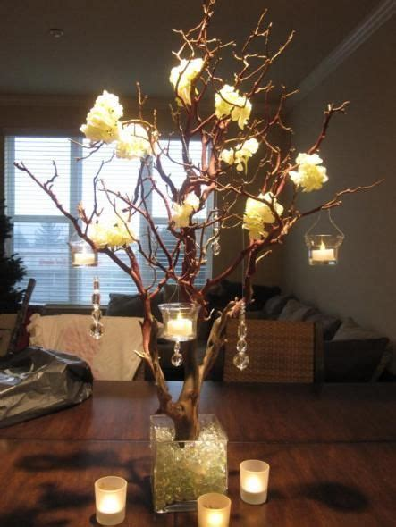 25 best ideas about manzanita tree centerpieces on