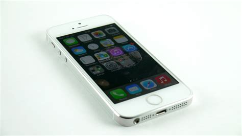 iphone5s iphone 5s review ios 9 techradar