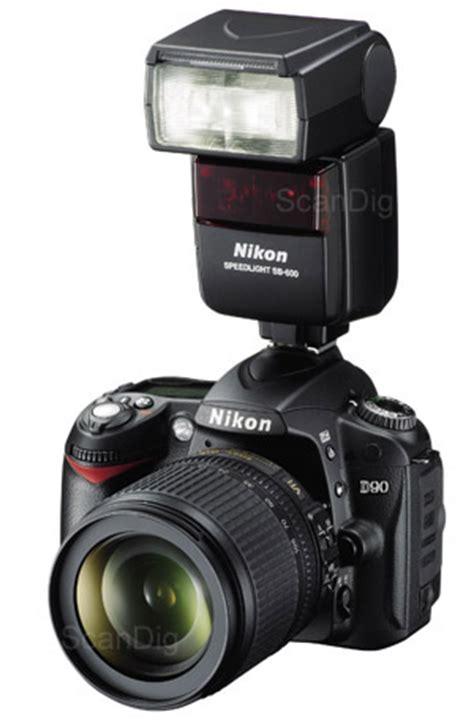 Blitz Kamera Nikon D3000 schlitzverschluss zentralverschluss elektronischer
