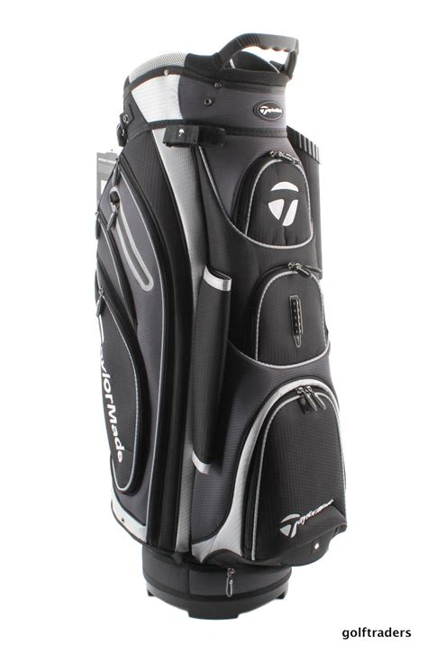 Golf Taylomade Shoe Bag Tas Sepatu Golf taylormade tm17 premium cart bag black charcoal silver brand new e196 just 259 00