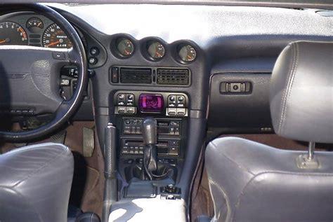 1992 mitsubishi gto dash repair 1992 mitsubishi 3000gt vr4