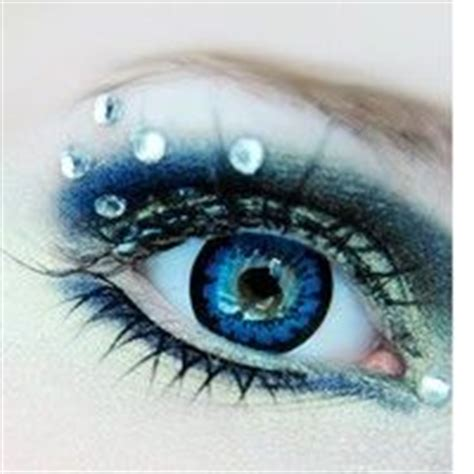 geo angel blue circle lenses colored contacts cosmetic