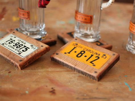 Personalised Handmade Gift Ideas - personalized bar set hgtv