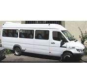 Vendo Mini Bus Mercedes Benz Sprinter 2008 413 CDI 19 1
