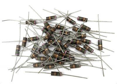 carbon composition resistors aging lot of forty nos vintage 75 ohm 1 watt carbon composition resistors re
