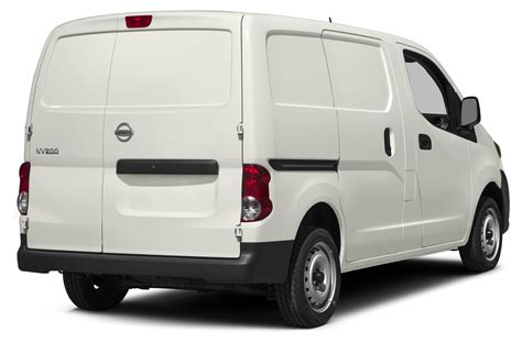 nissan work van 2013 nissan nv200 price photos reviews features