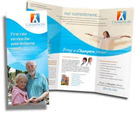 brochure printing designing business in sheets