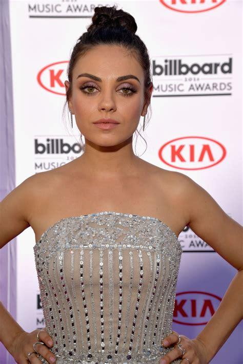 2016 mila kunis mila kunis 2016 billboard music awards in las vegas nv