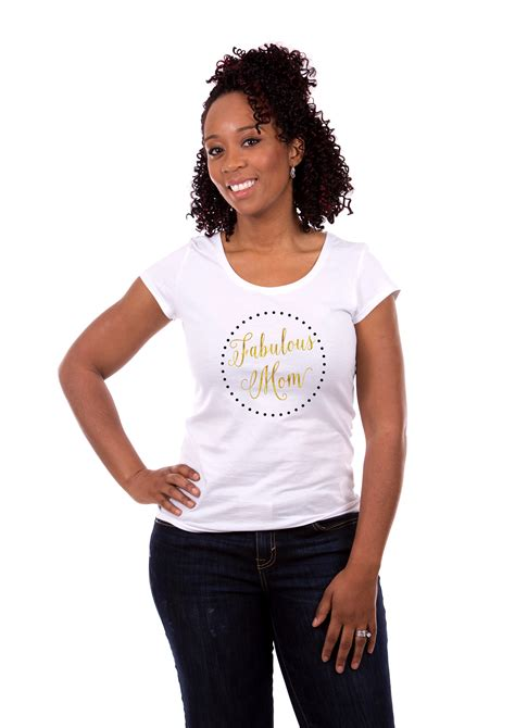 fab com mommy fabulous mom t shirt white supermom decoded