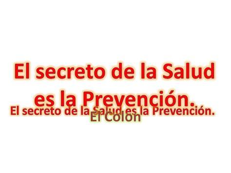Lu Bulat Cb salud y prevencion colon