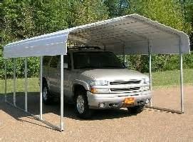 Removable Carports Portable Garages Temporary Carports All Weather