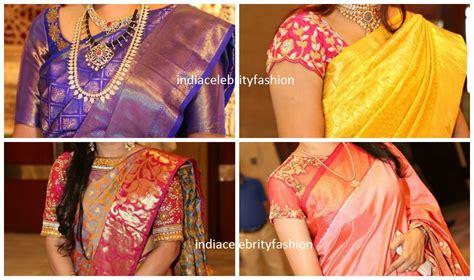 Santorini Blouse Silk Abu Abu blouse ideas for silk sarees
