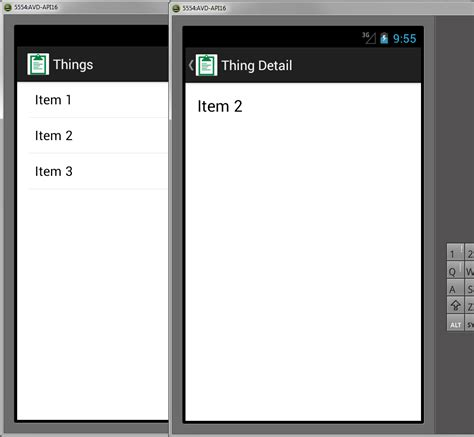 android landscape layout fragment creating android hello world applications