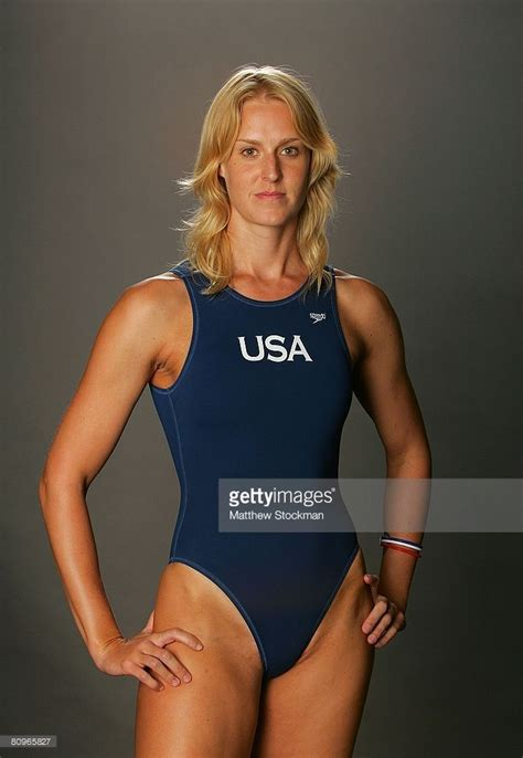 hot female water polo players water polo player betsey armstrong poses for a portrait