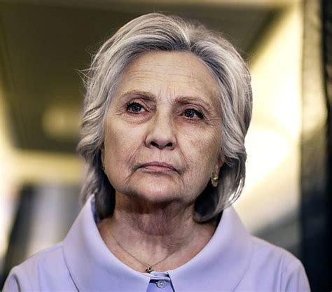 how old is hillary clinton the gallery for gt hillary clinton old hag