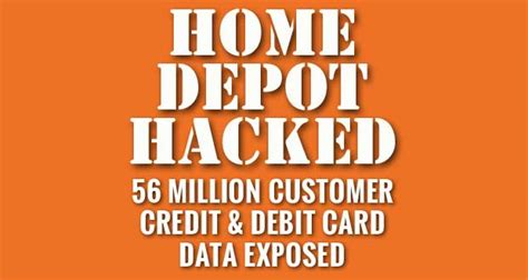home depot data breach affects 56 million cards