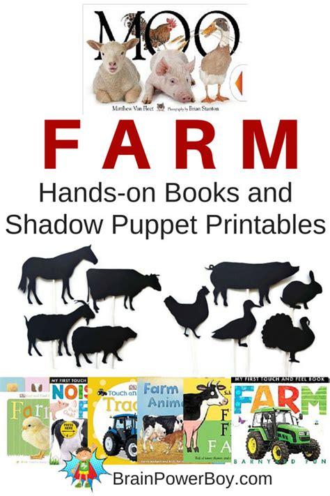 printable animal books kindergarten farm books for toddlers and preschoolers farm animal
