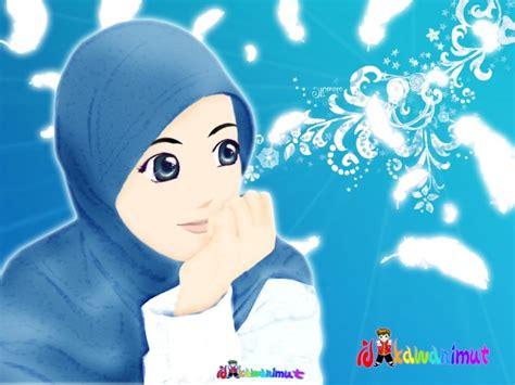 wallpaper animasi islami gambar kartun wallpaper share the knownledge
