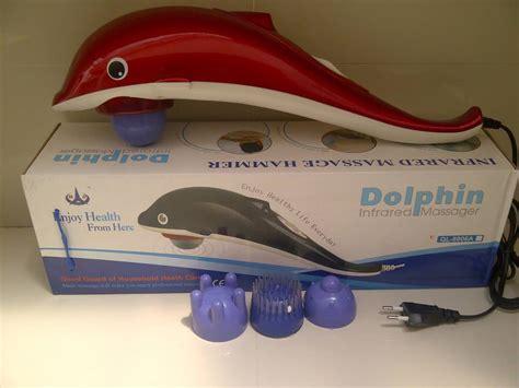 Alat Pijit Dolpin Mini Sc alat dolphin massager alat pijat dolphin infra dan small mini dolphin massager